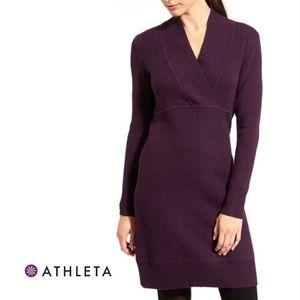 ATHLETA | NWT Innsbrook Sweater Dress Size Small